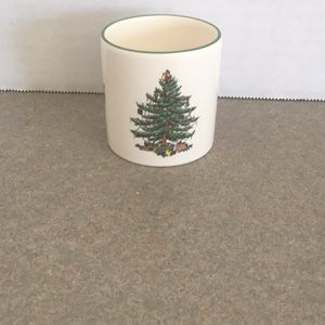 Firm - Spode Christmas Candle Holder